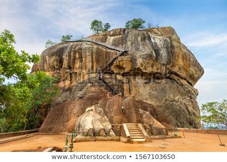 angkor · templo · feminino · Camboja · pedra · adorar - foto stock © lichtmeister