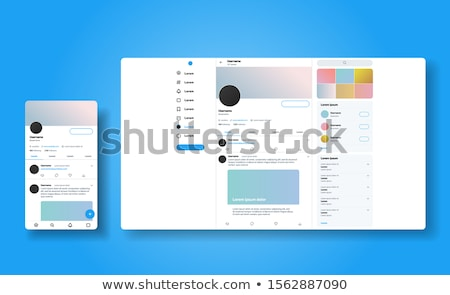 twitter stock photo © pkdinkar