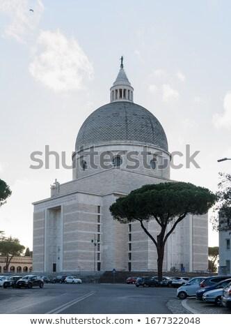 Saints Peter and Paul Church Stock photo © saje