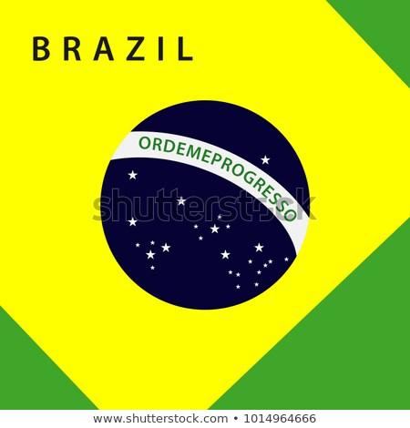 cumhuriyet · Brezilya · kuzey · Amerika · haritaları - stok fotoğraf © Vectorminator