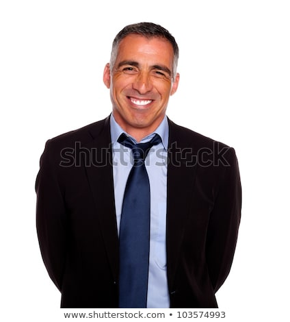 Portrait of a charismatic hispanic businessman  Stock photo © wavebreak_media
