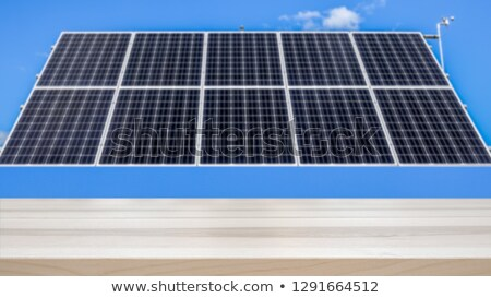 montage of renewable energy sources stock photo © photography33