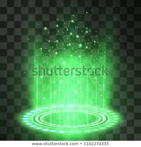 green spins Stock photo © robertosch