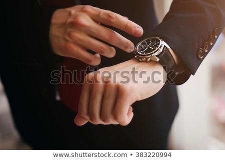 Business Watch Stock photo © Lightsource
