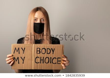 女性 · ジェンダー · 道路標識 · 黄色 · 女性 · にログイン - ストックフォト © lorenzodelacosta