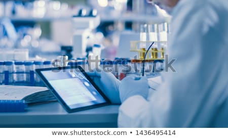Research for a cure Stock photo © Lightsource