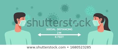 social concept stock photo © tashatuvango