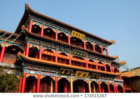 Jin Tai Si temple Stock photo © tito
