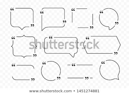 Terugkoppeling bericht business technologie toetsenbord nota Stockfoto © fuzzbones0