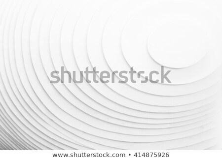 оранжевый · спиральных · свет · аннотация · черный · дизайна - Сток-фото © marinini
