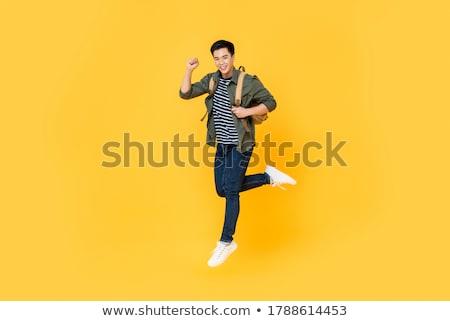 Yeah! Sooo happy! Stock photo © hsfelix