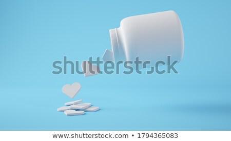 3D レンダリング 医療 実例 のような 愛 ストックフォト © maya2008