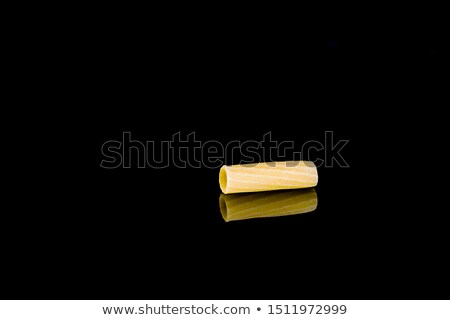 Close up of stacked rigatoni Stock photo © wavebreak_media