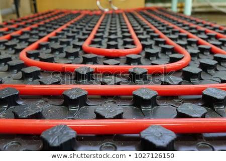 Floor heating system valve Stock photo © fresh_7135215