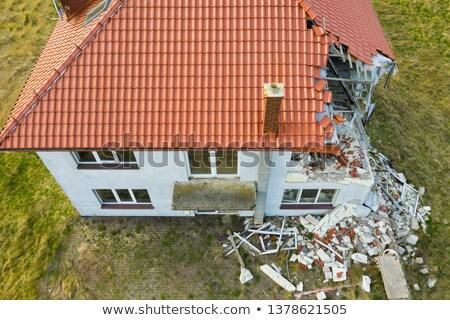 After a Tornado Stock photo © 2tun