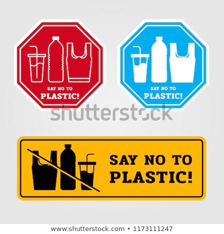Nem szennyezés modern terv stílus lila Stock fotó © Decorwithme