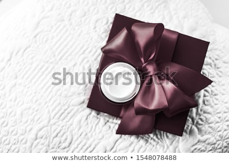 Luxury face cream for sensitive skin and chocolate holiday gift  Stock photo © Anneleven
