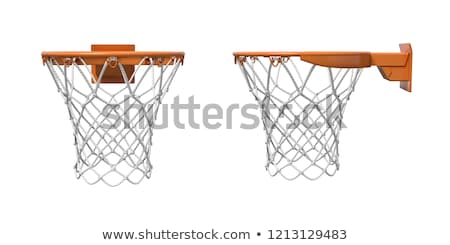 Basketball basket Stock photo © Lopolo