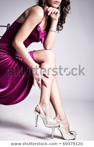 long legs high heels stock photo © yurok