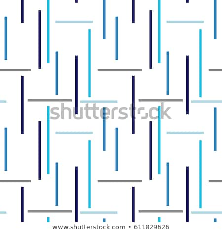 Seamless multicolored vertical stripes pattern. Stock photo © latent