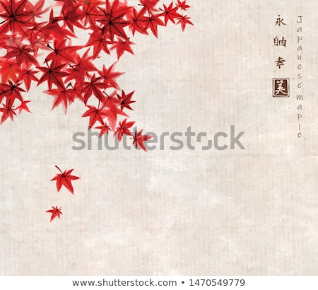 japanese fall Stock photo © smithore