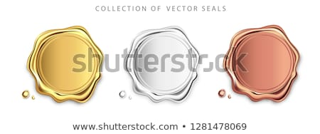 seal set Stock photo © kovacevic