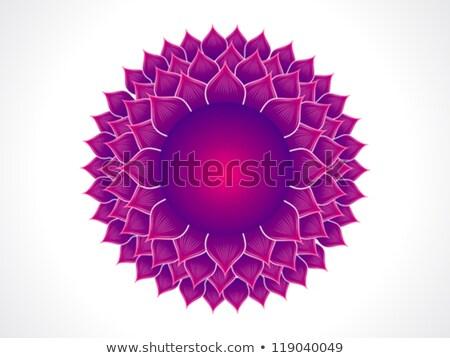 チャクラ · デザイン · シンボル · 中古 · ヒンドゥー教 · 仏教 - ストックフォト © pathakdesigner