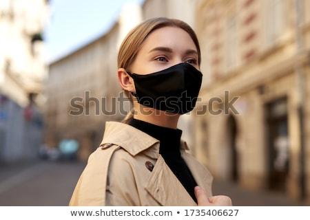 belo · mulheres · óculos · de · sol · moda · tiro - foto stock © get4net