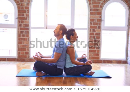 couple doing sport Stock photo © photography33