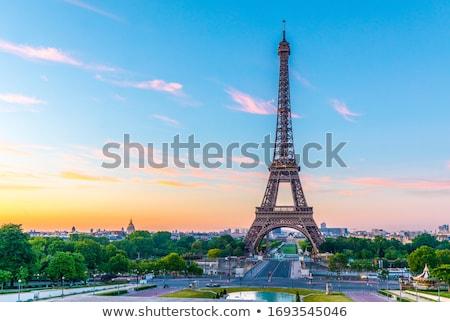 Paris · França · ilha · la · rio · céu - foto stock © neirfy