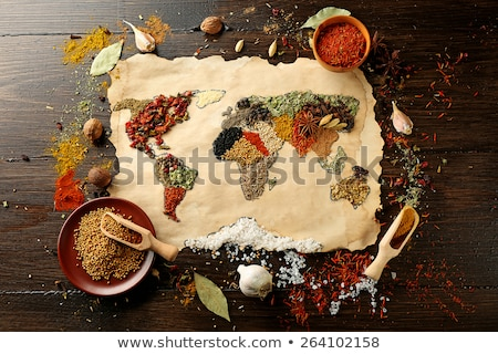 World Cuisine Stock photo © Lightsource