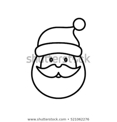 noel · baba · Noel · hediyeler · renk - stok fotoğraf © zzve