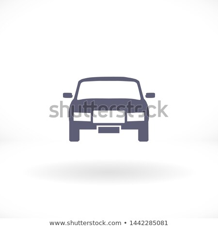 Icon_car Stock photo © zzve