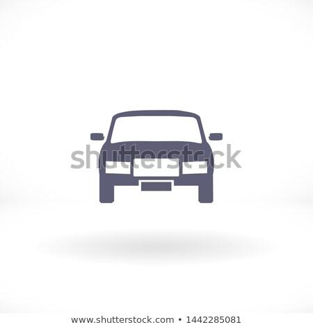 Icon_car stock photo © zzve