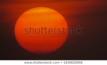 bright sunset Stock photo © Es75