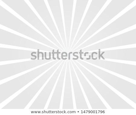 ヴィンテージ · 太陽 · 日光 · 古い · グランジ · 紙 - ストックフォト © stoonn