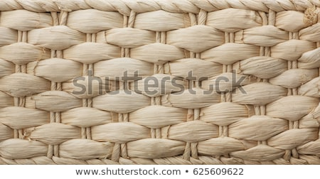 Woven rattan with natural patterns Stock photo © scenery1