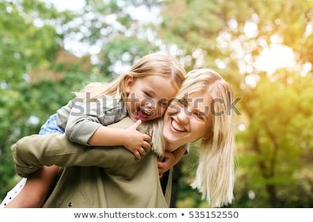 veld · gouden · Geel · tulpen · holland · natuur - stockfoto © allihays