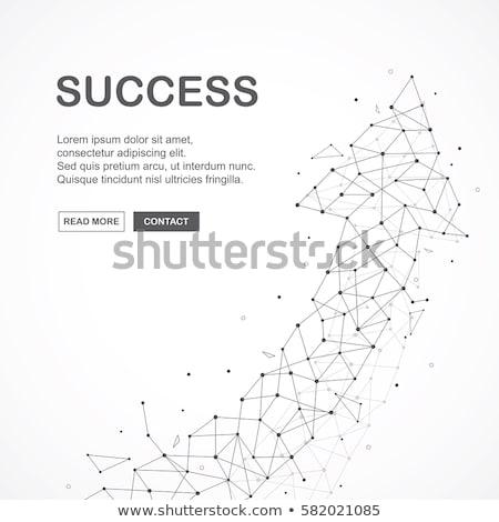 Croissance technologie flèche résumé internet Photo stock © keofresh