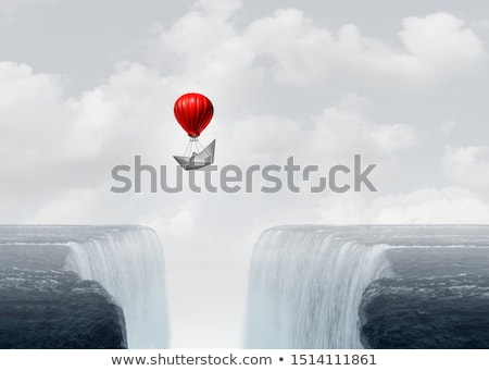 overcome obstacles concept stock photo © lightsource