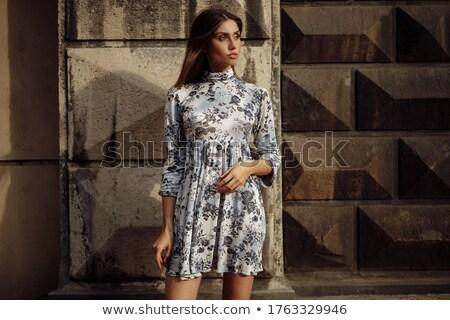 Young pretty girl posing Stock photo © NeonShot