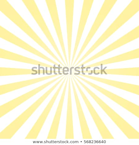 Yellow sun rays flare Stock photo © pakete