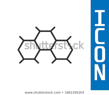 Ilustração oxigênio isolado cinza ilustração 3d tecnologia Foto stock © tussik