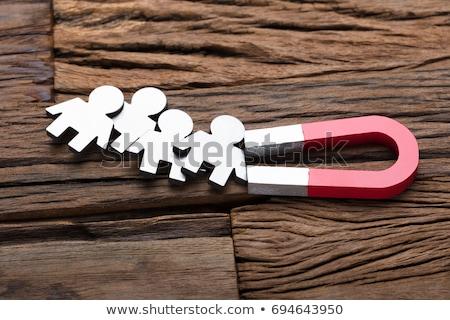 negócio · recrutamento · processo · humanismo · recurso - foto stock © lightsource