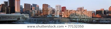 Panorama güney döngü Stok fotoğraf © benkrut