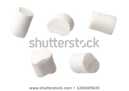 Heemst icon witte kunst teken snoep Stockfoto © smoki