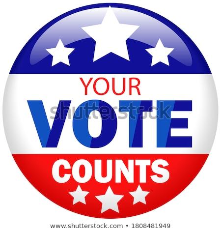 голосования рук голосование голосование станция Сток-фото © Lightsource