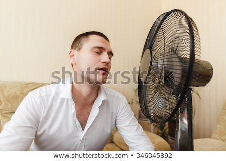 Home Appliance, Air Conditioner to Get Room Cooler Stock photo © robuart