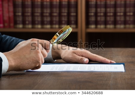 Legal Arbitration And Scrutiny Stock photo © AndreyPopov
