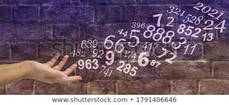 Fortune telling concept banner header Stock photo © RAStudio